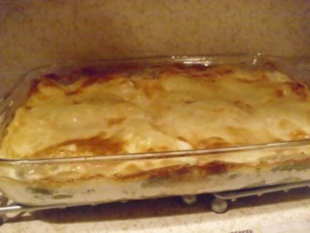 Spinat-Ricotta-Lasagne - Rezept - Bild Nr. 2