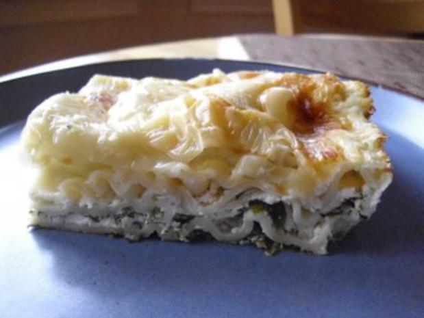 Spinat-Ricotta-Lasagne - Rezept - Bild Nr. 3