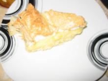 Milch-Pastete mit Baiserhaube - Rezept
