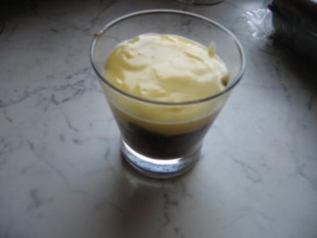 Lebkuchen-Dessert - Rezept