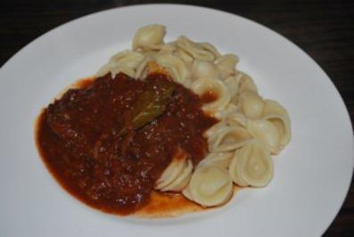 Italienisches Rinderragout - Rezept