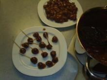 Dessert: Schoko-Kirschen - Rezept