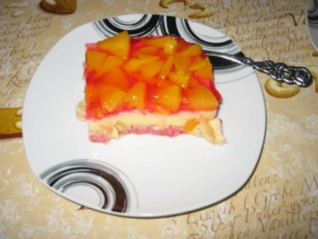 Zwieback-Kuchen - Rezept