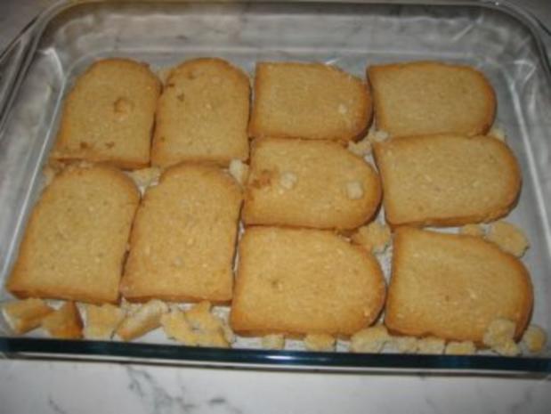 Zwieback-Kuchen - Rezept - Bild Nr. 2