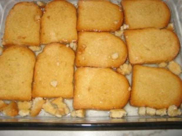 Zwieback-Kuchen - Rezept - Bild Nr. 3