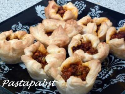Orientalische Hack Muffins - Rezept