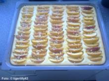 Joghurt-Grießkuchen mit Äpfeln - Rezept