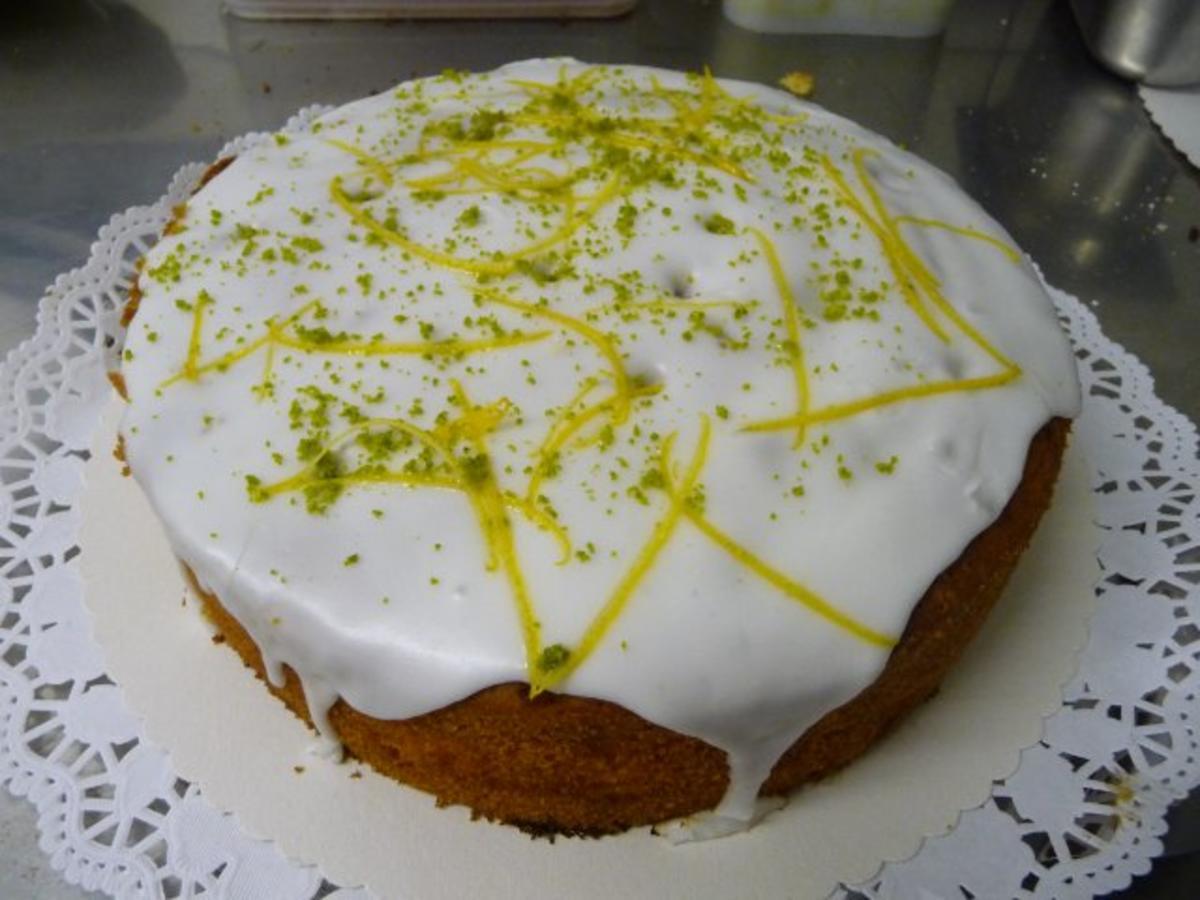 Zitronenkuchen Mit Dinkelmehl Rezepte Kochbar De