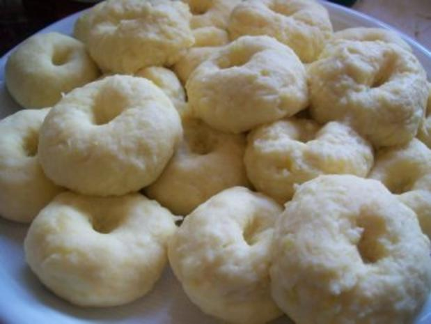 Kartoffel Klöße - Rezept
