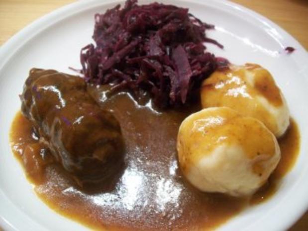 Kartoffel Klöße - Rezept - Bild Nr. 6