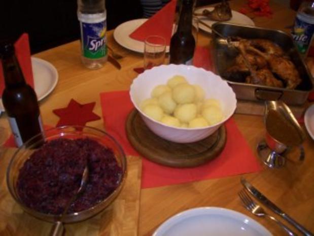 Kartoffel Klöße - Rezept - Bild Nr. 5
