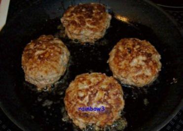 Kochen: Käse-Frikadellen - Rezept