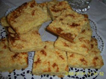 Streusel-Käse-Kuchen  Bilder on - Rezept