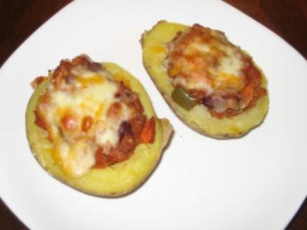 Chili-Kartoffeln - Rezept