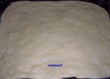Backen: Hefeteig - Grundrezept, ohne Ei - Rezept