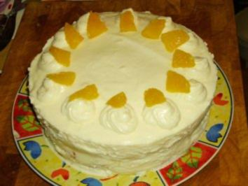 Orangen-Joghurt-Zwerg - Rezept