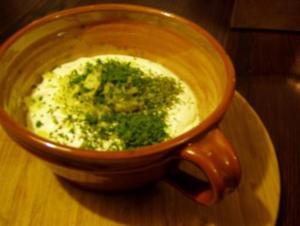 -Snacks- erfrischender Kräuterquark - Rezept