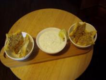 -Essen & Deko- Toastbrotsterne - Rezept
