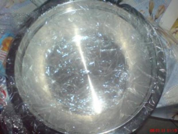 Schüssel - Biskuit - Kuppel - Kuchen - Rezept - Bild Nr. 2