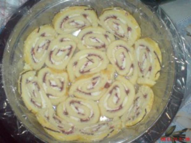 Schüssel - Biskuit - Kuppel - Kuchen - Rezept - Bild Nr. 3