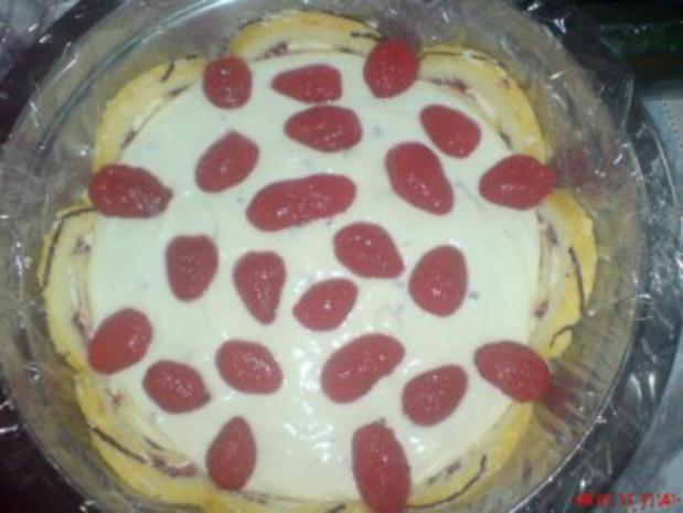 Schüssel - Biskuit - Kuppel - Kuchen - Rezept - Bild Nr. 6