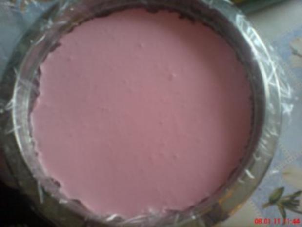 Schüssel - Biskuit - Kuppel - Kuchen - Rezept - Bild Nr. 7