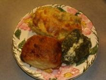 Fleischgerichte: Schweinfilet im Blätterteig - Rezept