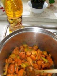 Rezept: Möhrengemüse wie wir es mögen