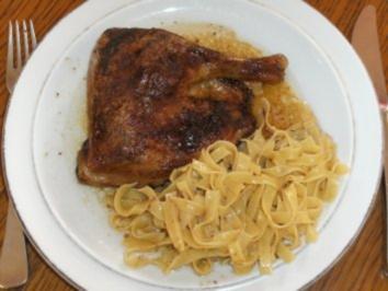 Fleisch: Ente für den kleinen Haushalt - Rezept