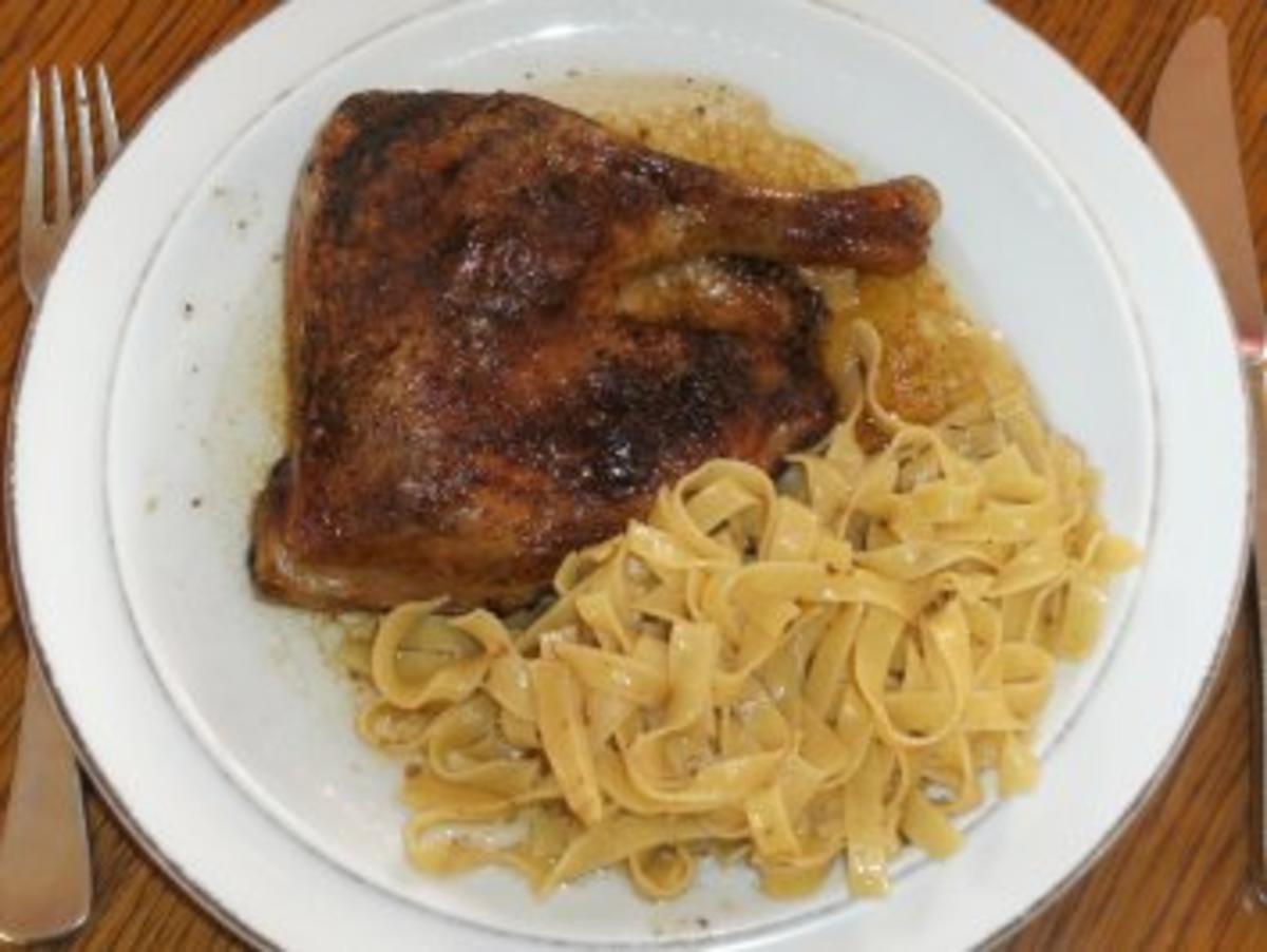 Bilder für Fleisch: Ente für den kleinen Haushalt - Rezept