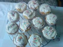 Zitonen-Cupcakes - Rezept