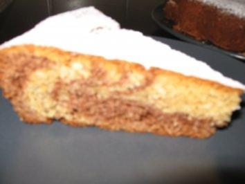 Schneller Marmorkuchen Rezept Mit Bild Kochbar De