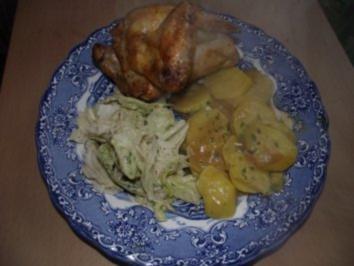 Hauptgericht: Hähnchenschmortopf - Rezept