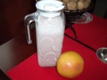 Grapefruit-Buttermilch-Shake - Rezept
