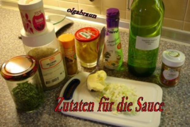Pochiertes Rinderfilet mit Olga´s Traum-Sauce - Rezept - Bild Nr. 7