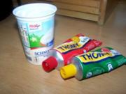 Schmand-Senf-Rettich Dip - Rezept