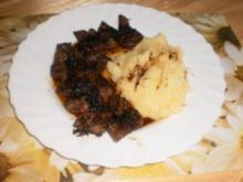 FEGATO GARBO E DOLCE ~ Leber süß-sauer - Rezept
