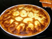 Hackfleisch-Reisbällchen Tomate Mozzarella - Rezept
