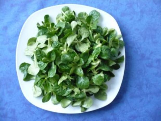 Winterlicher Salat mit Räucherfisch - Rezept - Bild Nr. 2