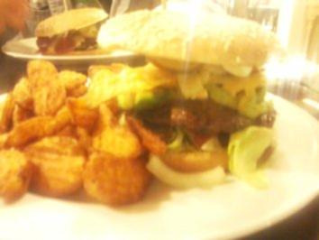 Rezept: Bella´s Spezial Burger XXL