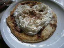 Caramel-Chocolate Pancakes - Rezept