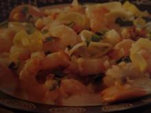 Thailändische Seafood Soup - Rezept