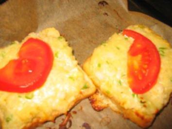 "Snack: NEU: ""Knoblauchsticks"" Toast - Rezept"