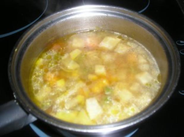 Sellerieschaumsuppe - Rezept - Bild Nr. 2