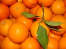 Orangenmarmelade mit Ingwer und Schmackes - Rezept