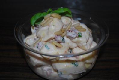 Tortellini-Salat mit Ricottacreme - Rezept - Bild Nr. 2