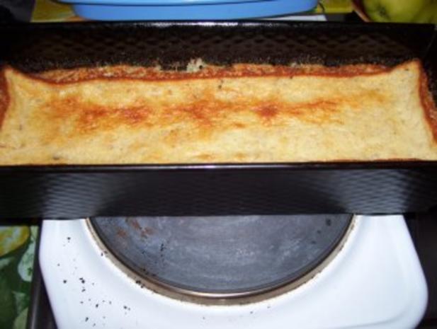 Bananen-Stracciatella Kuchen - Rezept - Bild Nr. 2