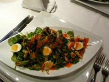 21 salat mit leber und thunfisch rezepte. Black Bedroom Furniture Sets. Home Design Ideas