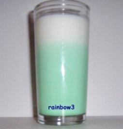 Getränk: Kokos-Pfefferminz-Shake - Rezept