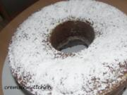 Schokoladiger Rosinenkuchen - Rezept